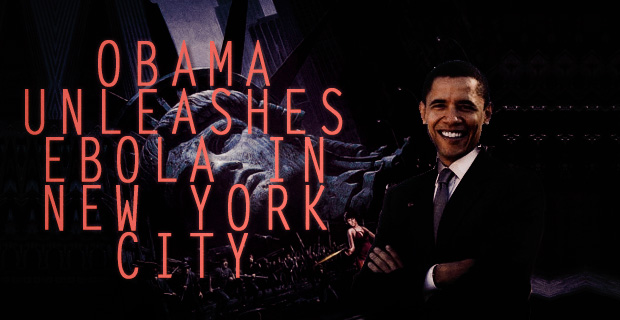 obama unleashes ebola new york