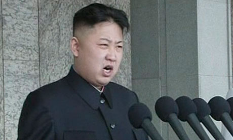 Furious Kim Jong Un gave a speech early Tuesday denouncing Comcast, who charged North Korea over $2 million in overage fees and throttled the communist nation's Internet speeds back to a painful crawl.