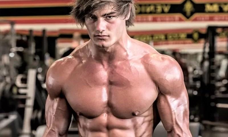 jeff seid shoulder workout