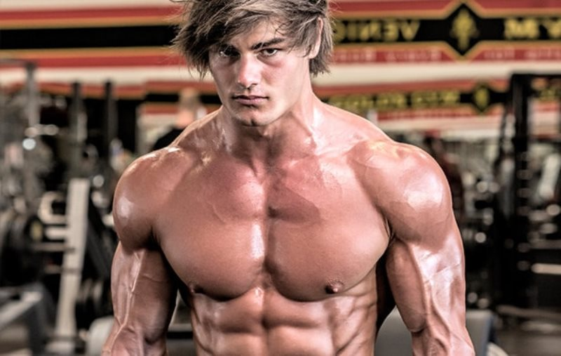 jeff seid shoulder workout