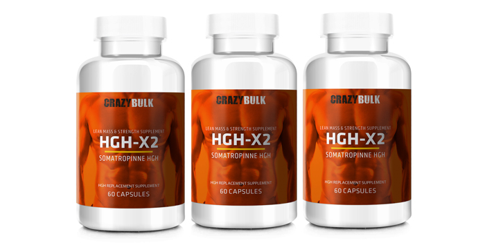 Crazy bulk HGH-X2 | Best HGH Supplement for Bodybuilding