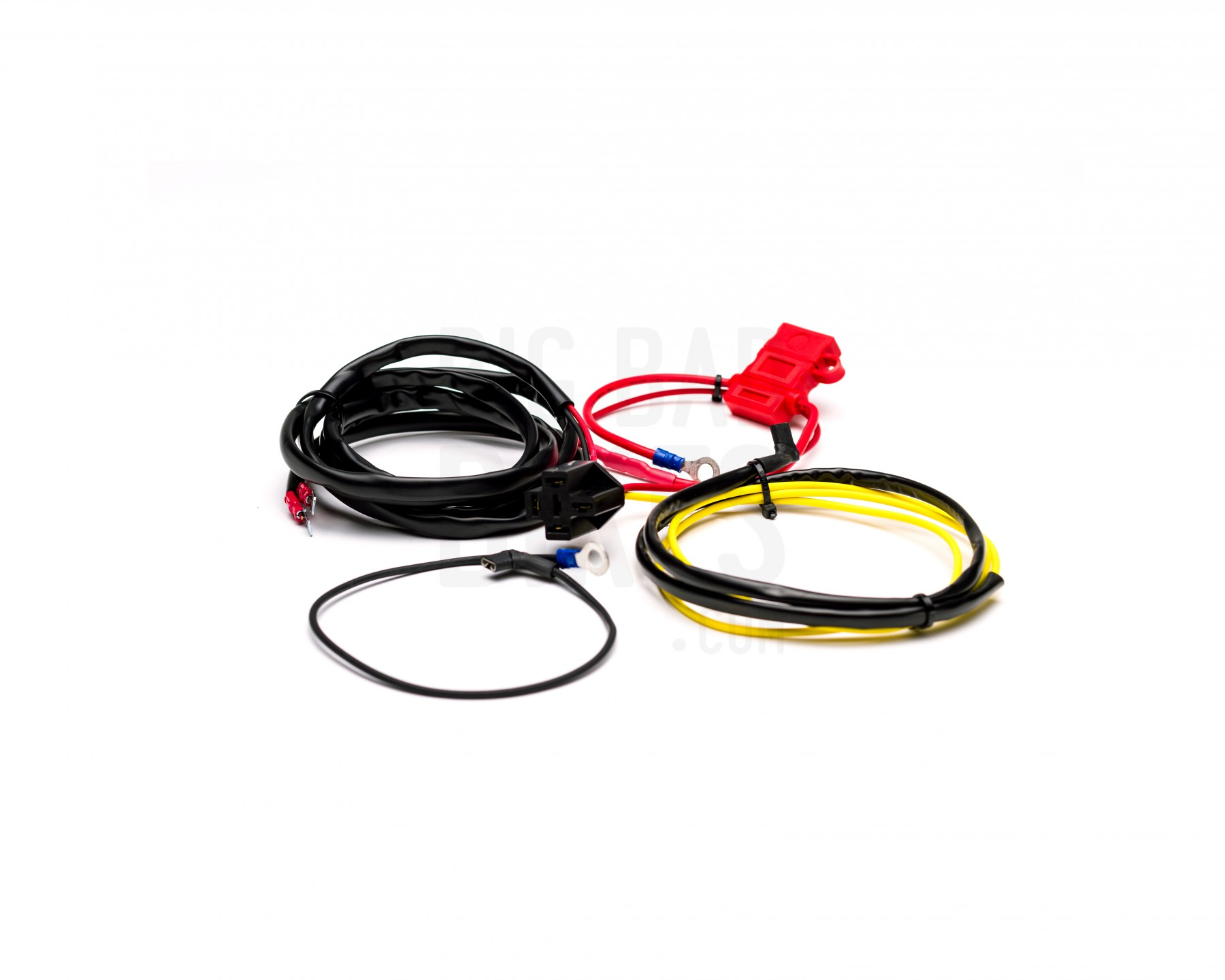 Denali Soundplug Amp Play Wiring Harness