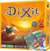 Bajeczna okładka gry Dixit.