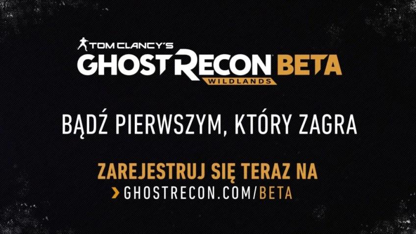 Ghost Recon : Wildlands BETA