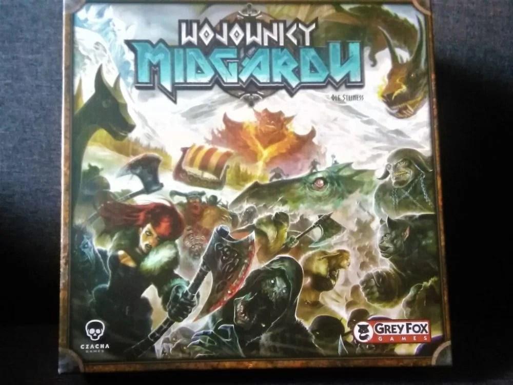 Wojownicy z Midgardu