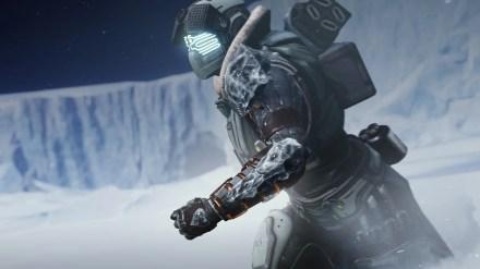 Destiny 2 Beyond Light Icefall Mantle
