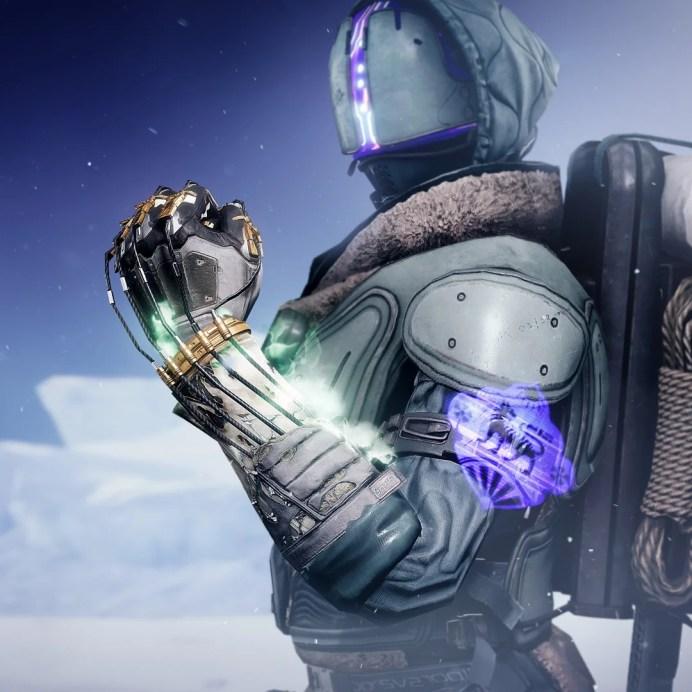 Destiny 2 Beyond Light Necrotic Grip