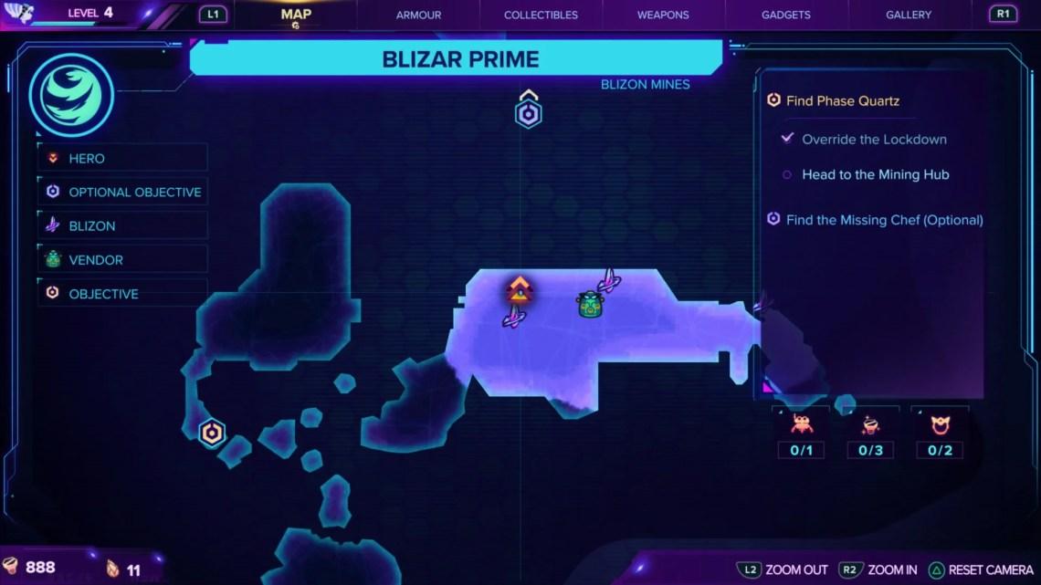 Blizar Prime (Kopalnie Blizon)