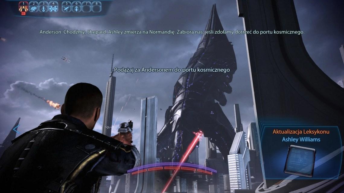Mass Effect 3 Legendary Edition Atak na ziemię