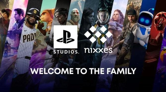 Nixxes Softwares kupione przez Sony