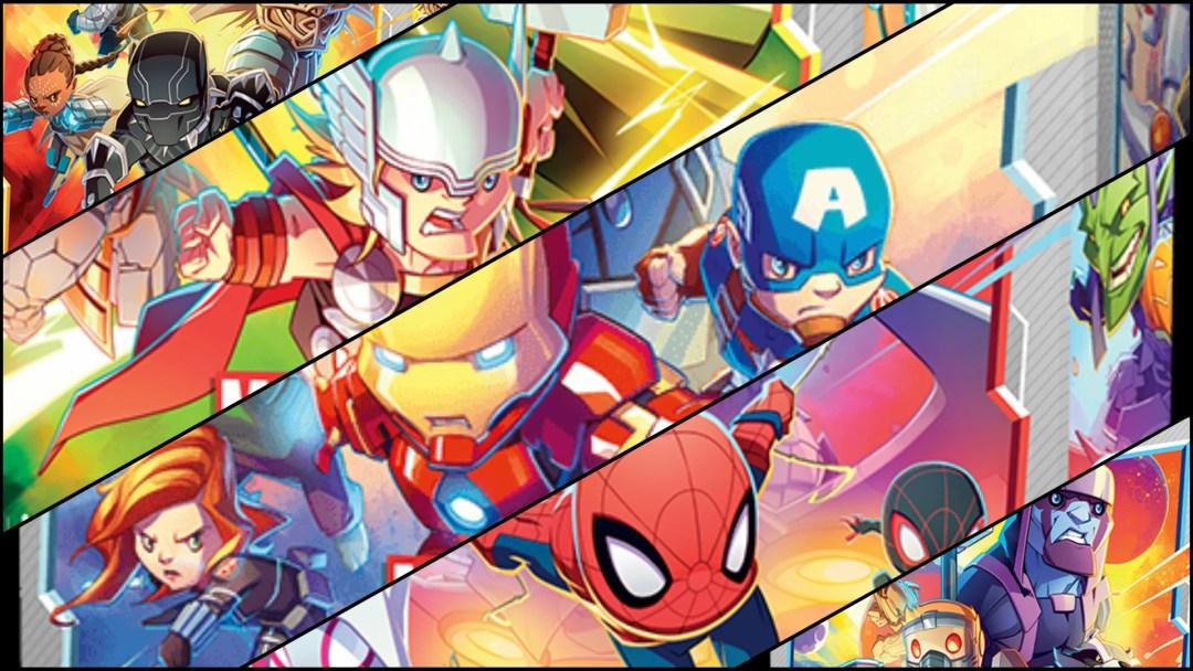 Marvel United Przedsprzedaż