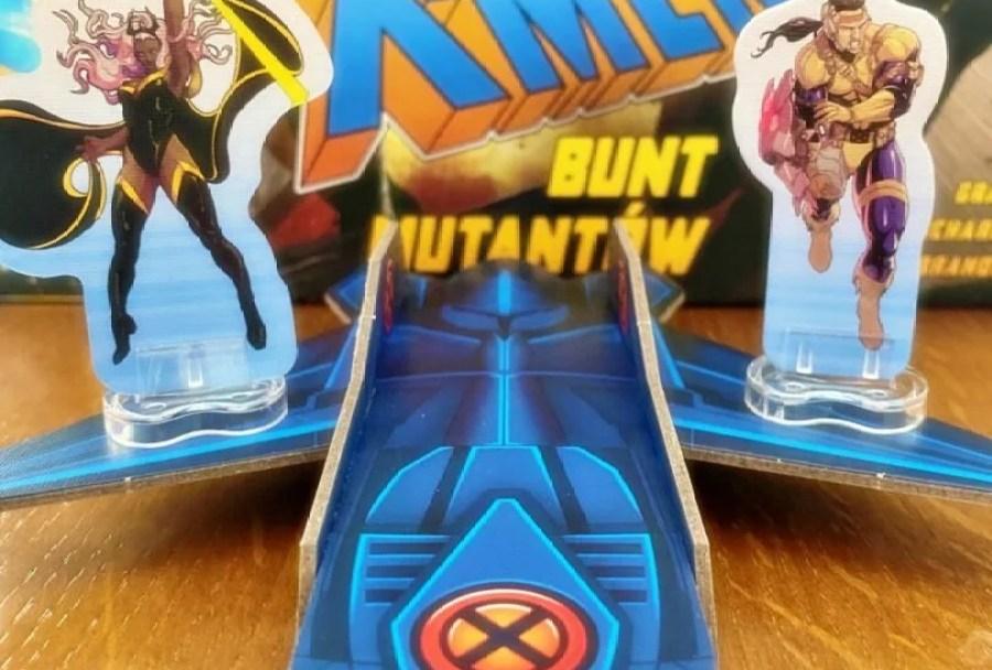 X-men Bunt Mutantów blackbird