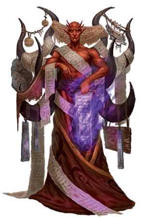 Pathfinder Wrath of the Righteous Devil Big Bad Dice