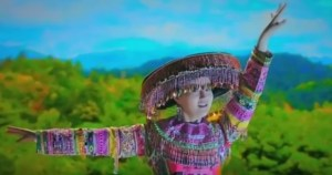 Charming Dresses of the Hmong. Full movie