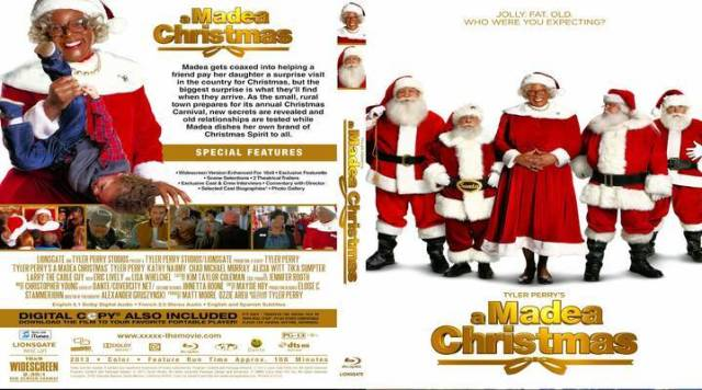 Madea Christmas.A Madea Christmas Full Movie Big Bad Monkey Free Movies