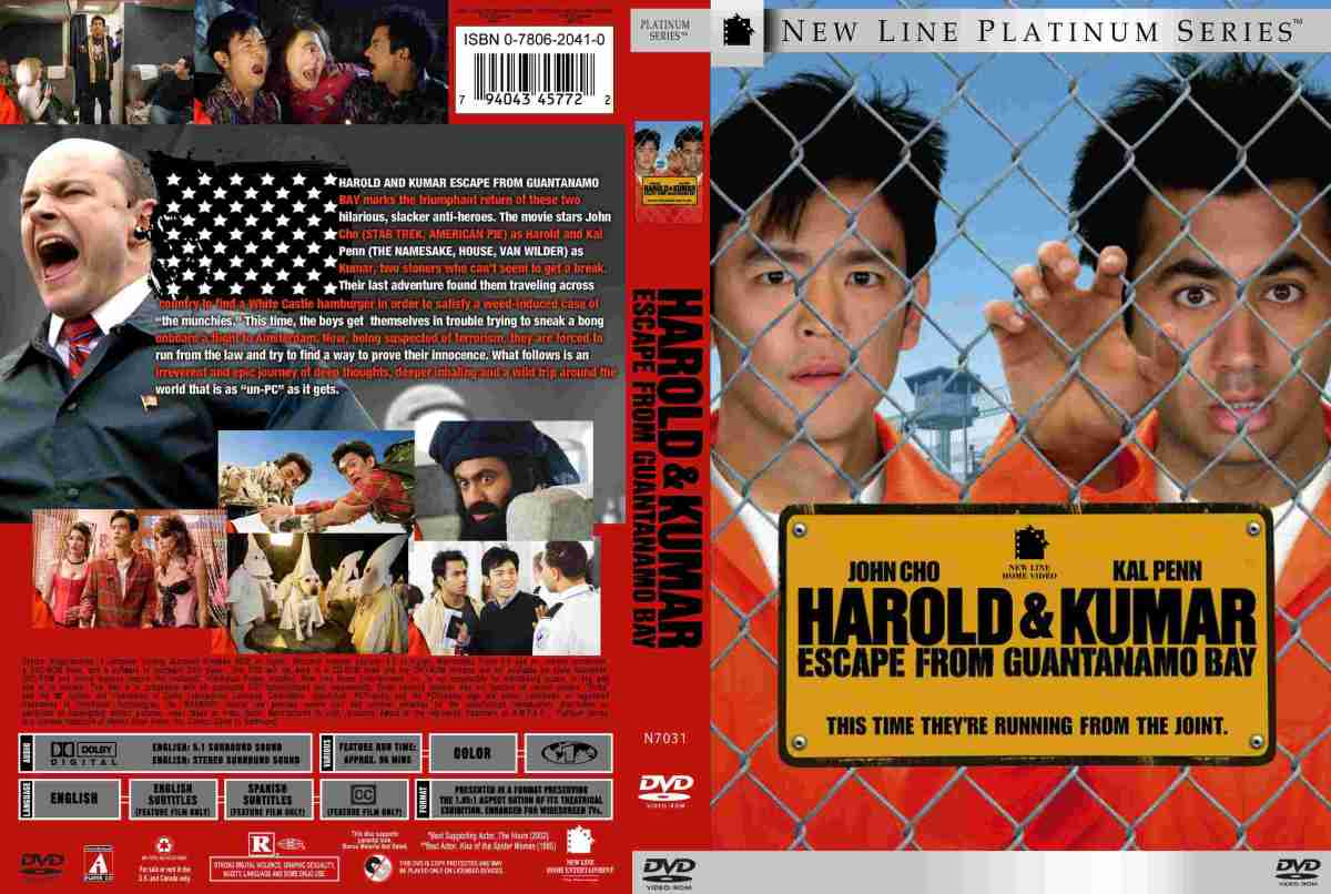 Harold And Kumar Escape From Guantanamo Bay Full Movie Free harold & kumar escape from guantanamo bay – big bad monkey