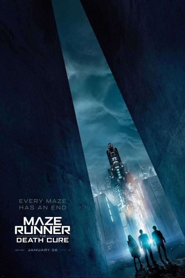 Maze Runner: The Death Cure PG-13 2018 – Big Bad Monkey Free Movies