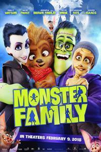 Monster Family PG 2017