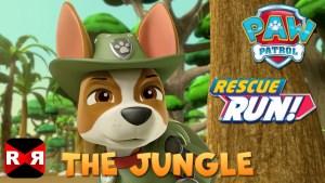 Paw Patrol Jungle Rescues 2017
