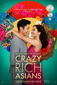 Crazy Rich Asians PG-13 2018
