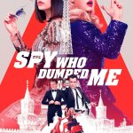 The Spy Who Dumped Me R 2018