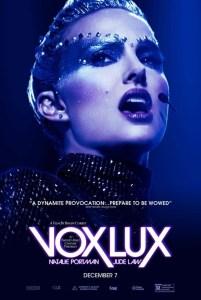 Vox Lux R 2018