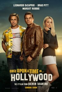 Once Upon a Time In Hollywood R 2019