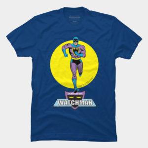 Knight Watchman T-Shirt