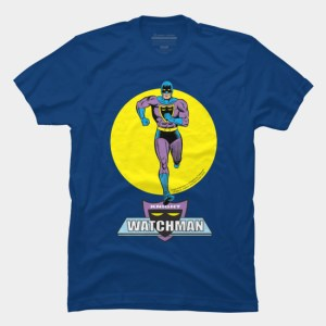 Knight Watchman T-Shirt