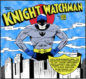 KNIGHT WATCHMAN SITE
