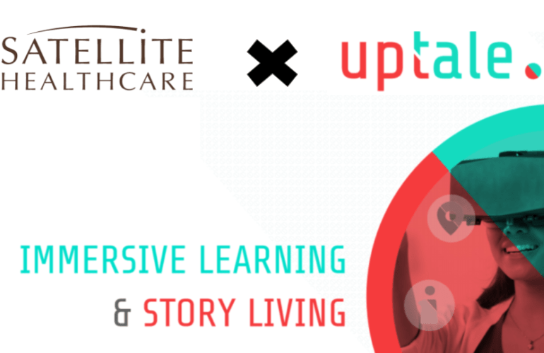 Satellite Healthcare partners with Uptale to develop a first Virtual Reality Training experience
