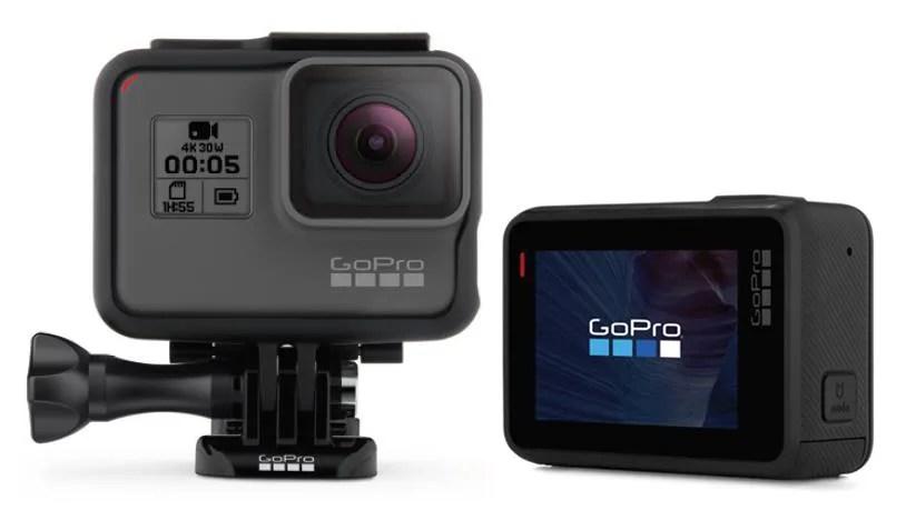 GoPro HERO5発表!発売日、価格、スペックを調べてみた!