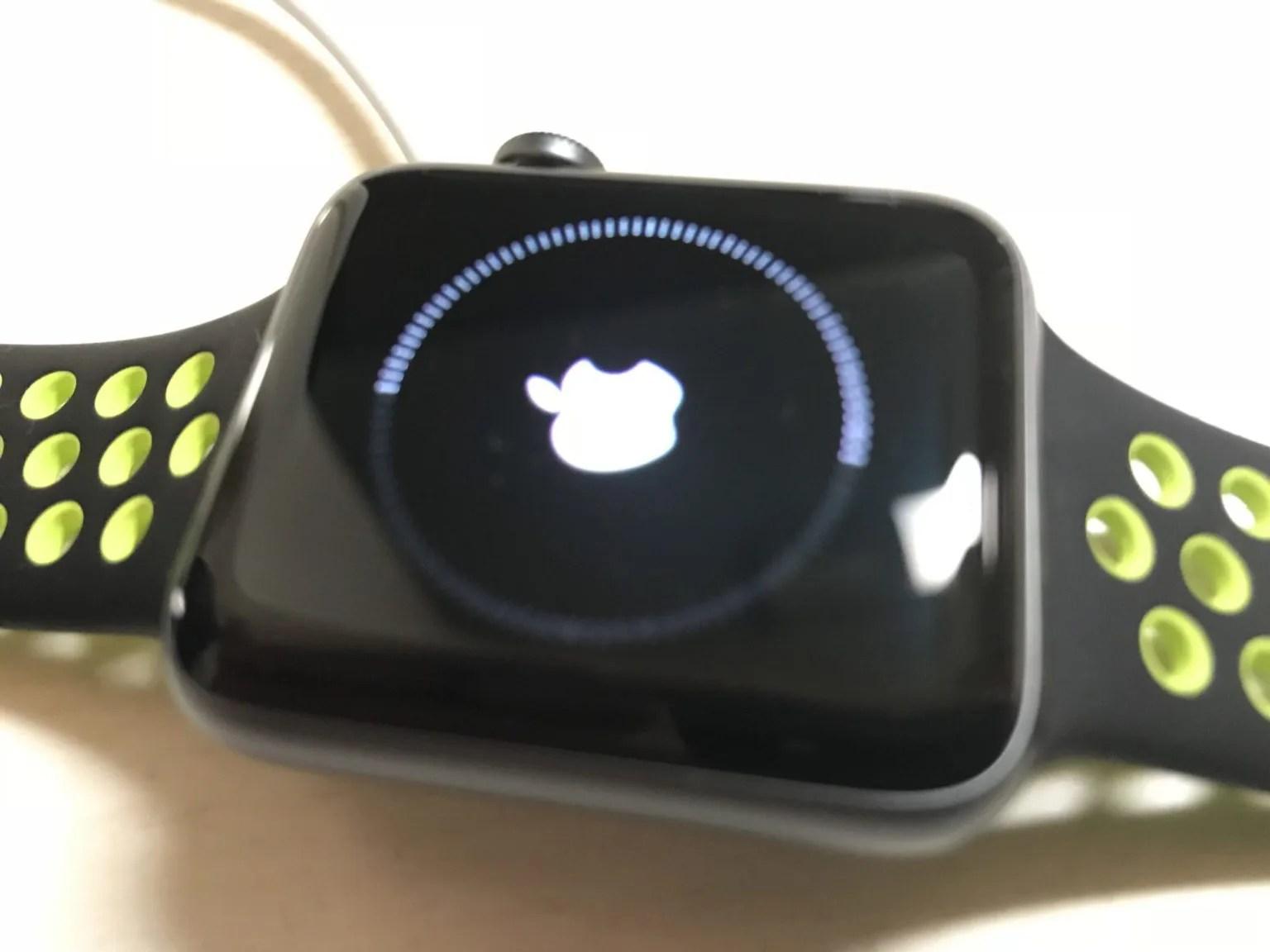 watchOS 4もリリースされたので早速アップデート