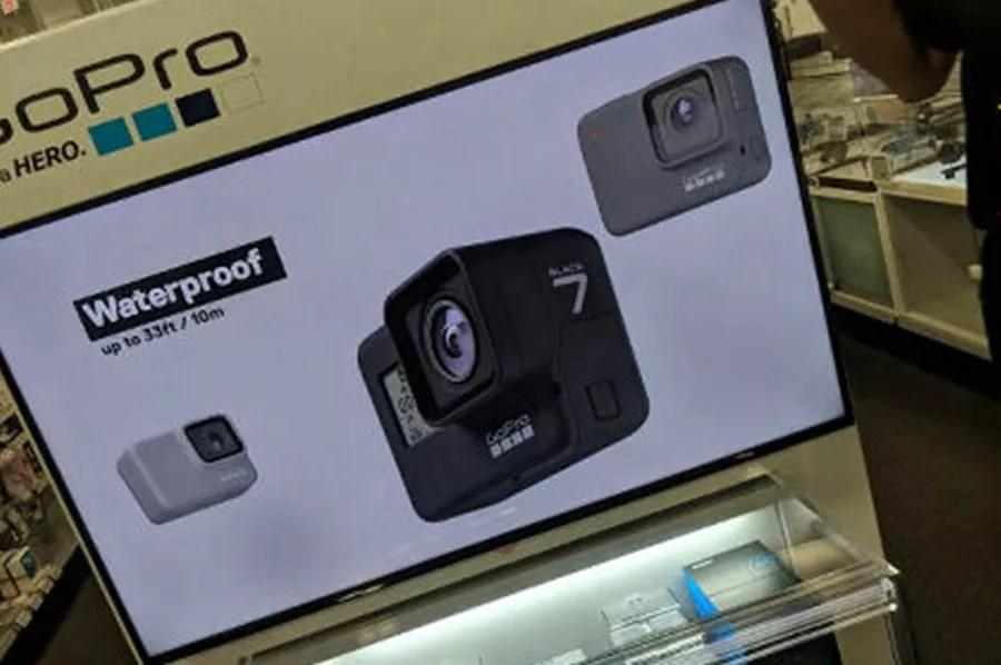 GoPro HERO7のリーク画像3