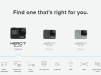 GoPro HERO7発表