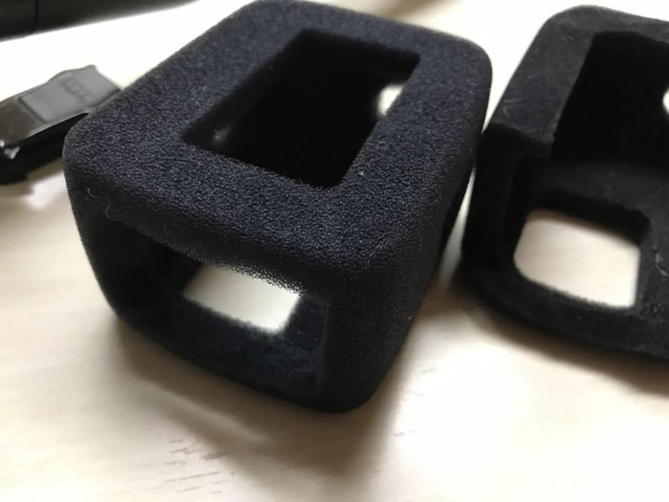 Karma Grip対応ウインドスレイヤー試作モデル2