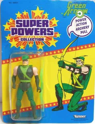 Super Powers Green Arrow