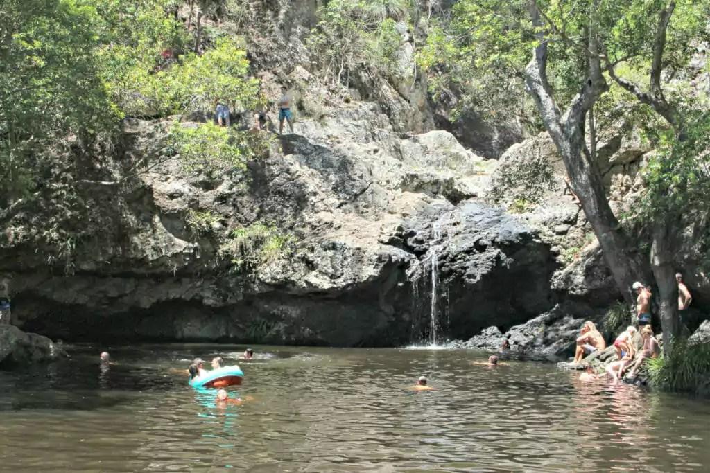Kondalilla Falls Waterfalls