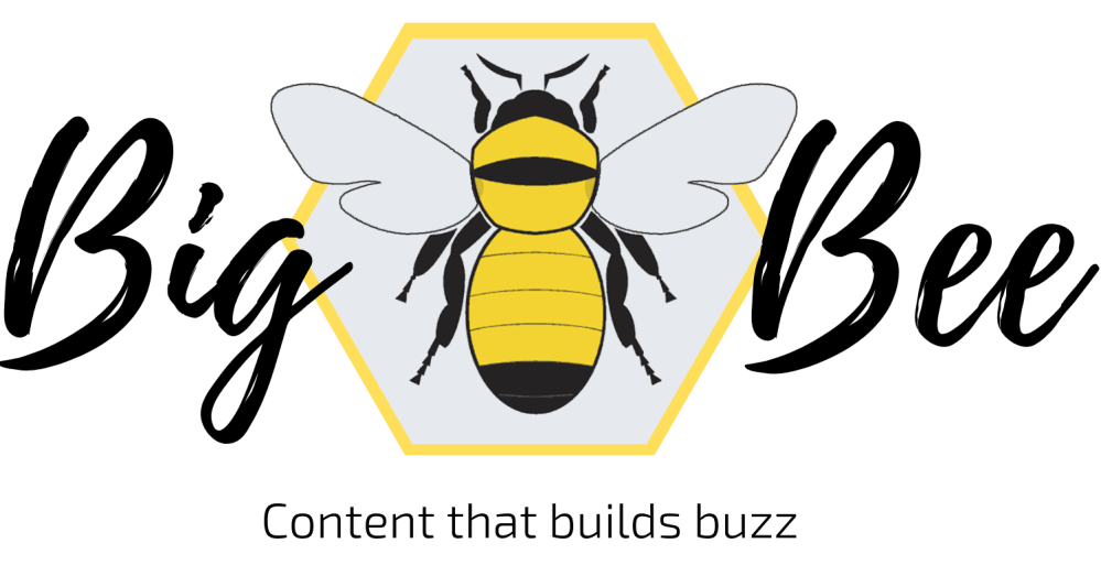 Big Bee Content logo