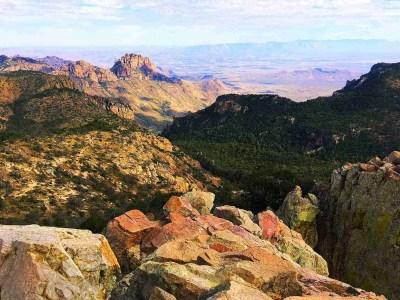 emory peak view
