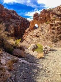 upper burro mesa pour off trail hike