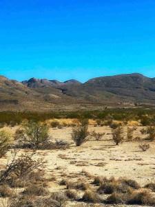 view of Devils Den