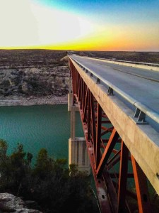 Highway 90 bridge over the Pecos River
