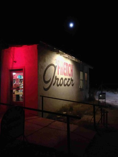 The French Grocer in Marathon, TX