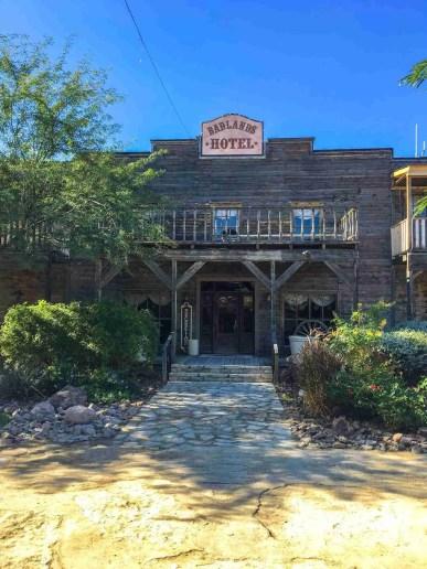hotel in lajitas texas