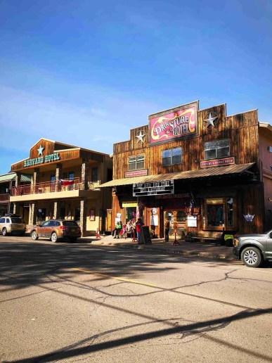 Town Fort Davis Texas