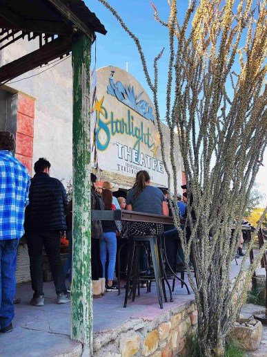 Starlight Theatre in Terlingua gets busy at Thanksgiving