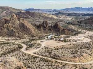 Big Bend Ten Bits Ranch