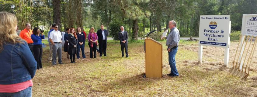 Southern Oaks Development and Big Bend Habitat