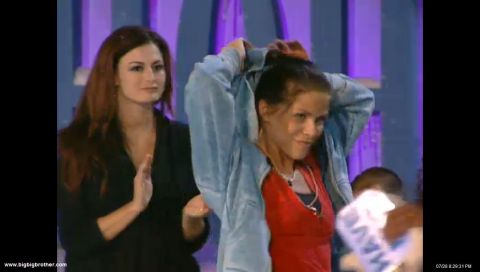 Big Brother 13 Daniele new HOH